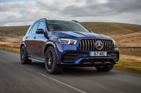 Mercedes GLE frontright exterior
