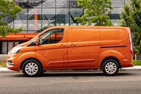 Ford Transit Custom profile