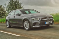 Mercedes A-Class 2018 frontright exterior
