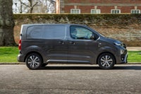 Toyota Proace Right Side View