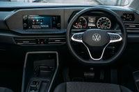 Volkswagen Caddy Life interior dashboard