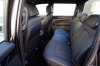 SsangYong Musso Back Car Seats