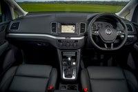 Volkswagen Sharan Front Interior