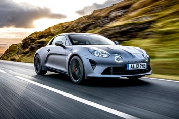 Picture of Alpine A110