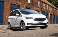 Ford Grand C-MAX Exterior Front