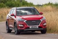 Hyundai Tucson  frontright exterior