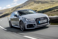 Audi RS3 Sportback Driving Front