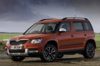 Skoda Yeti Review 2021 Front Side View