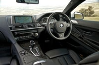 BMW 6 Series Interior Side
