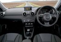 Audi A1 Sportback Interior Front