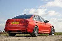 BMW M3 Exterior Back