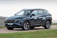 Hyundai Tucson Review 2021: exterior three-quarter photo
