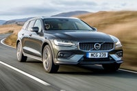 Volvo V60 Cross Country Front View