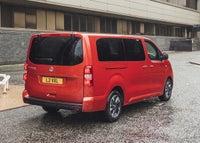 Vauxhall Vivaro Life Rear Side View