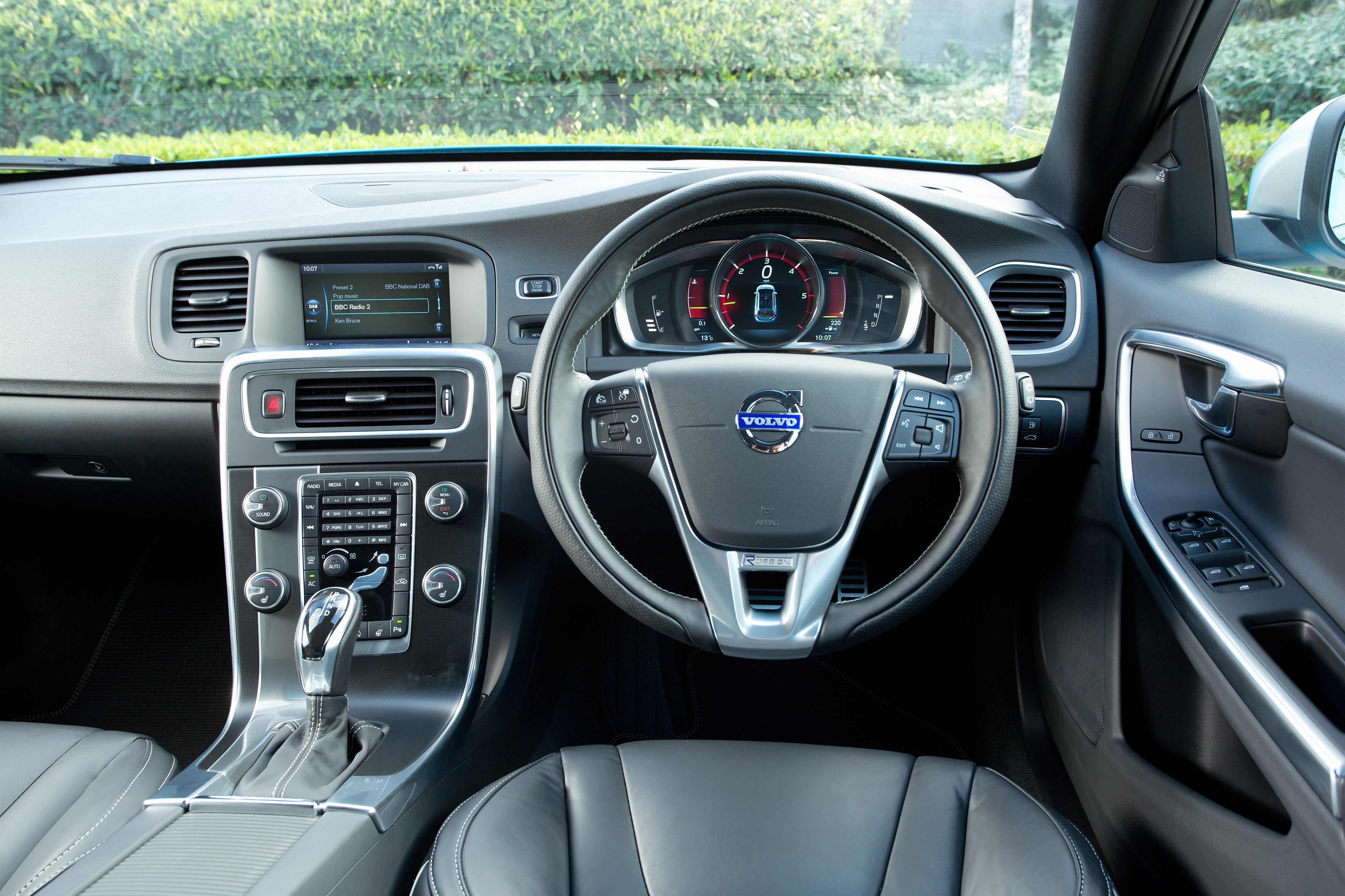 Volvo V60 Driver's Seat