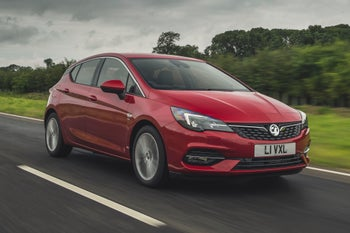 Picture of Vauxhall Astra