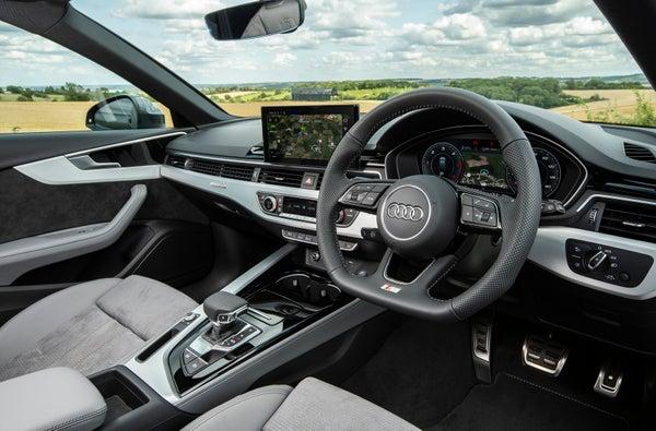 Audi A4 Avant Interior