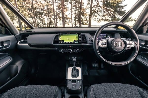 Honda Jazz  2020 front interior