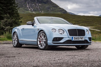 Picture of Bentley Continental GTC