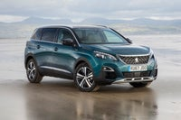 Peugeot 5008 Right Front View