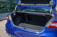 Toyota Camry Bootspace