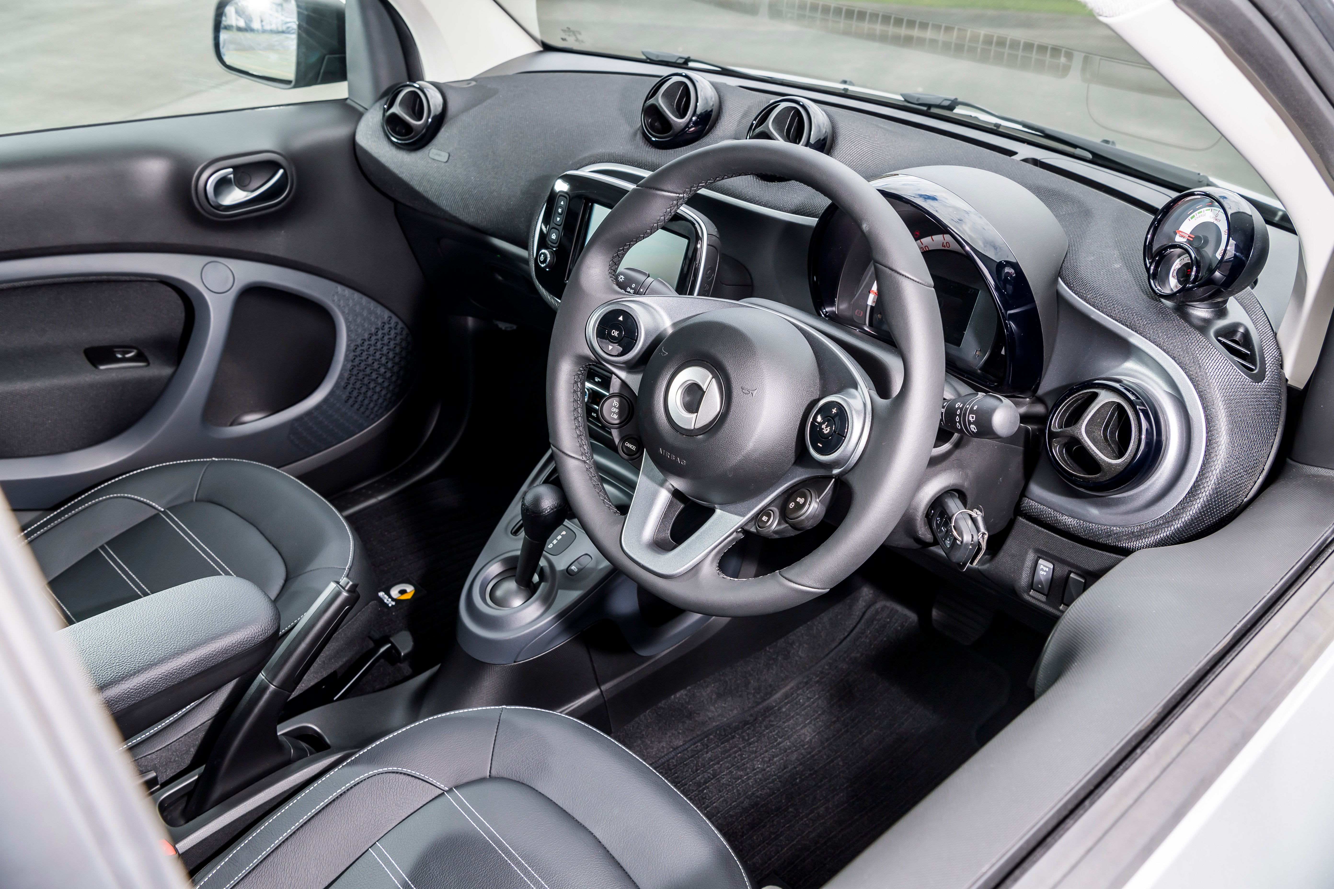 Smart EQ Fortwo Driver's Seat