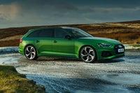 Audi RS4 Avant Exterior Front