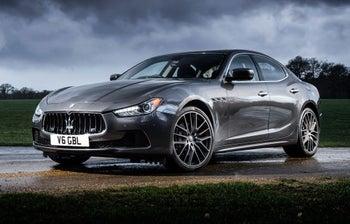 Picture of Maserati Ghibli