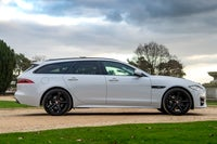 Jaguar XF Sportbrake rightside exterior