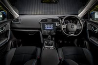Renault Kadjar Front Interior