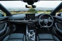 Audi RS4 Avant Interior