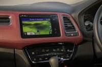Honda HR-V central console