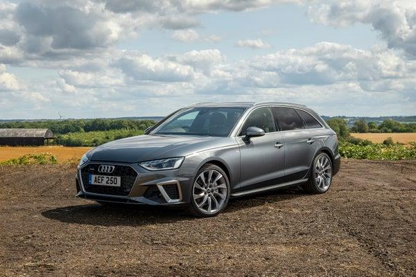 Audi A4 Avant Exterior Front