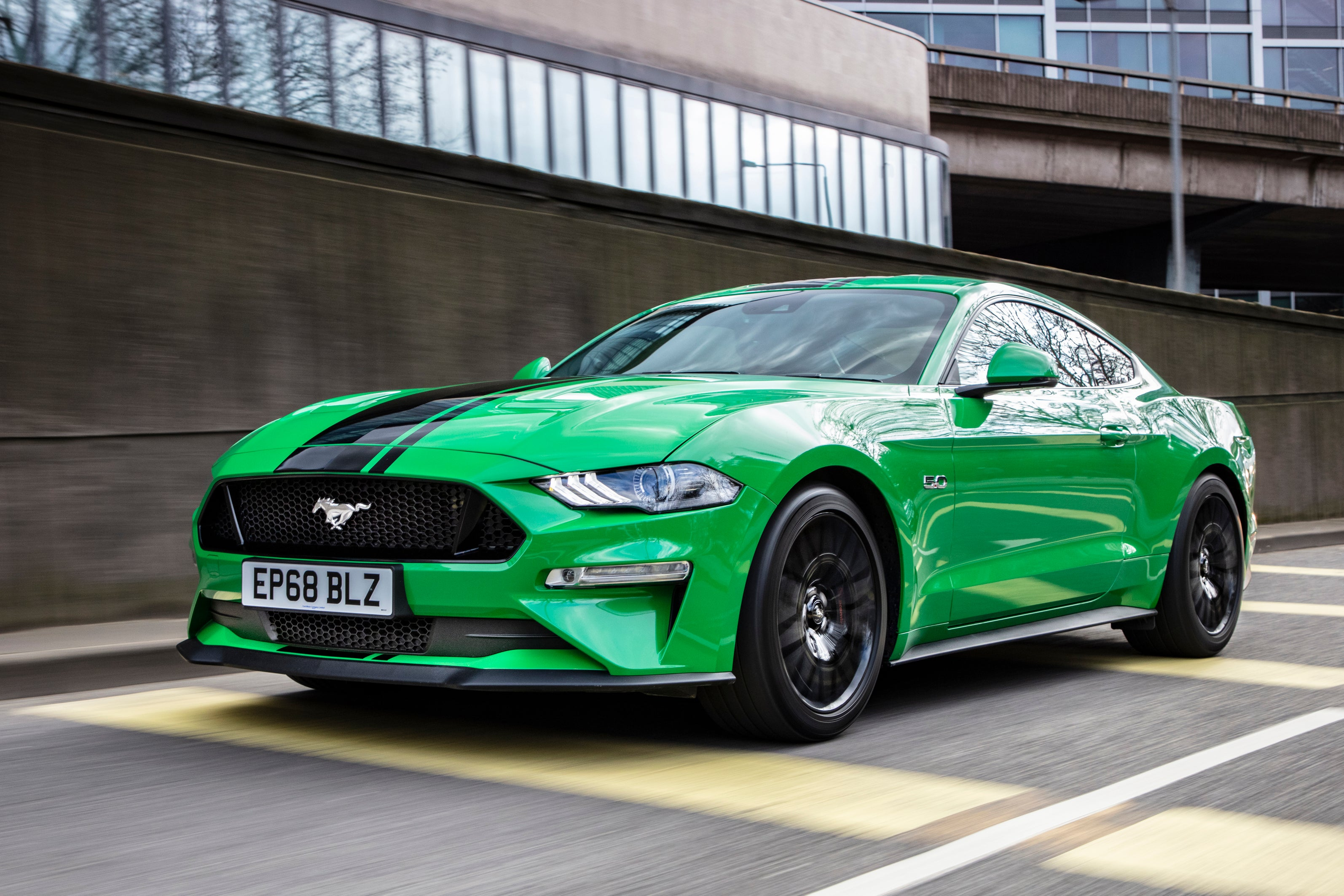 Ford Mustang UK