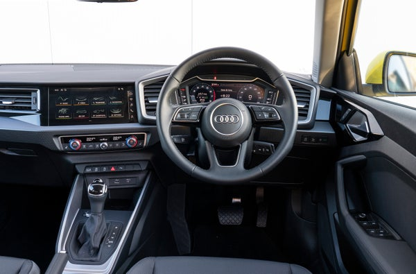 Audi A1 Citycarver Interior