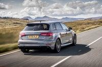 Audi RS3 Sportback Driving Back