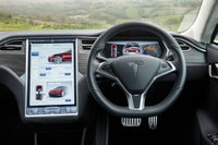 Tesla Model S Driver's Seat