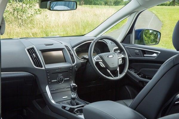 Ford S-MAX Interior