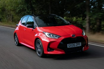 Picture of Toyota Yaris