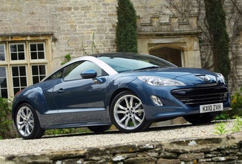 Picture of Peugeot Rcz