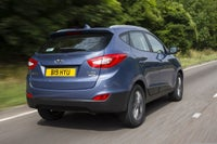 Hyundai ix35 rear