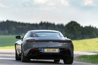 Aston Martin DB11 Driving Back