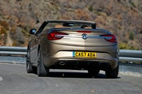 Vauxhall Cascada Rear View