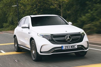 Picture of Mercedes-Benz Eqc
