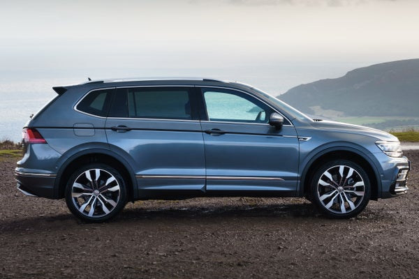 Volkswagen Tiguan Allspace Right Side View