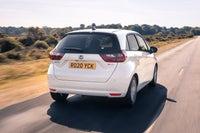 Honda Jazz Review 2021 backright exterior