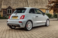 Abarth 595 Side Picture
