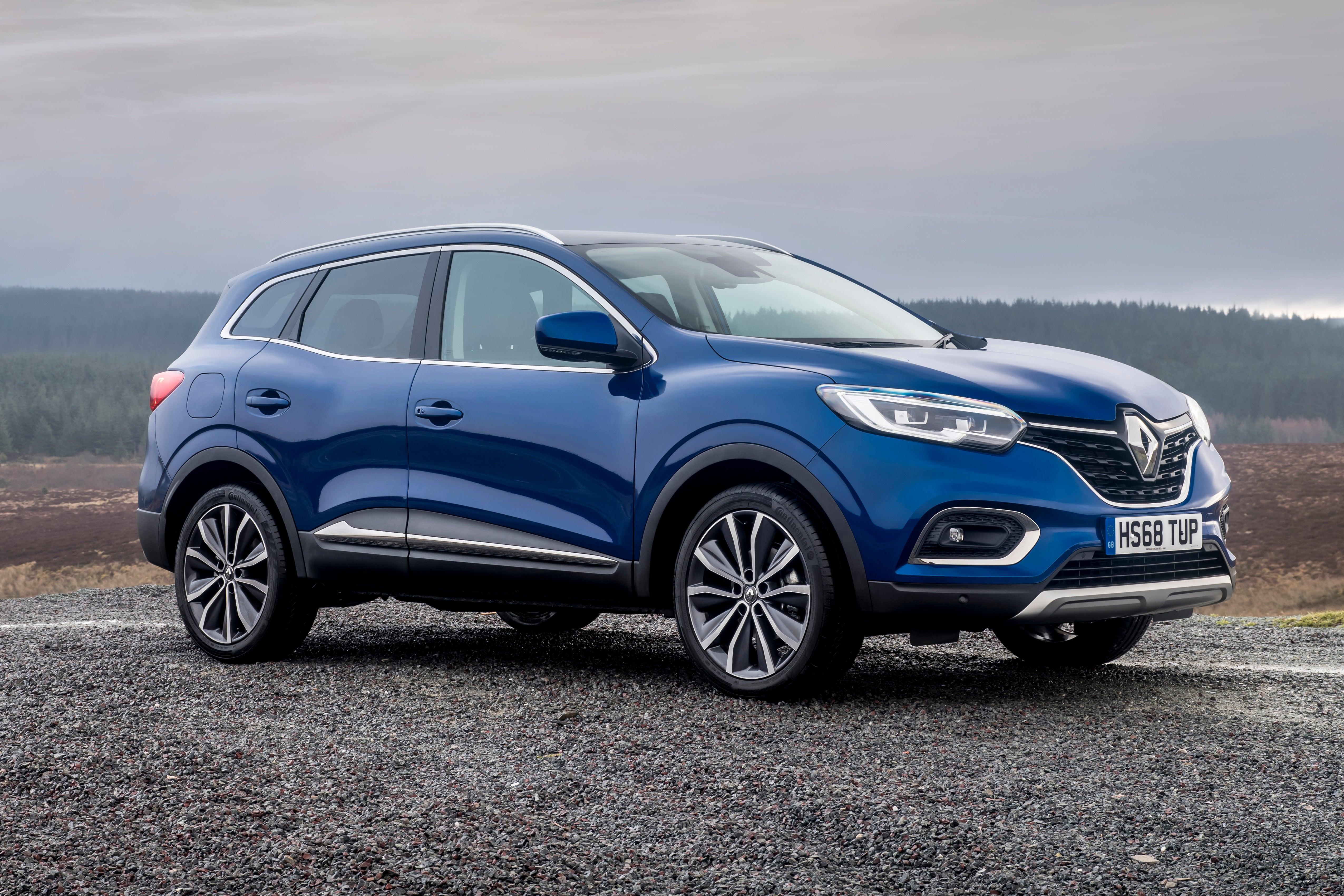 Renault Kadjar Review 2021 Side View