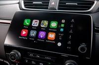Honda CR-V 2018 central console