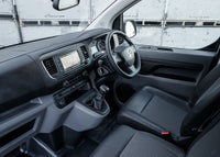 Vauxhall Vivaro Front Interior